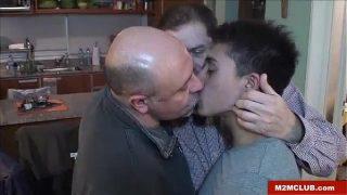 starý tlustý gay sex